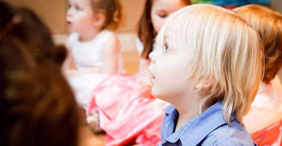 nurseries & schools regular weekly classes NEW